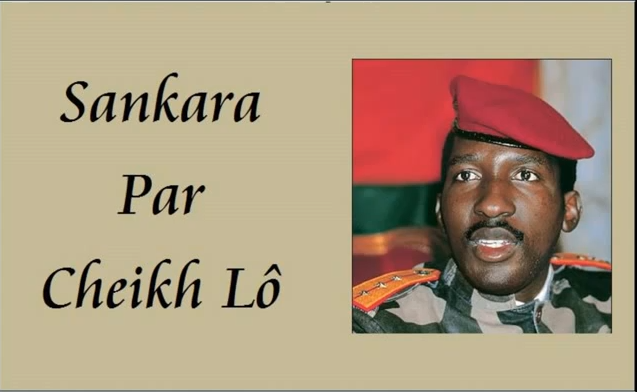 Thomas Sankara - Cheikh Lô