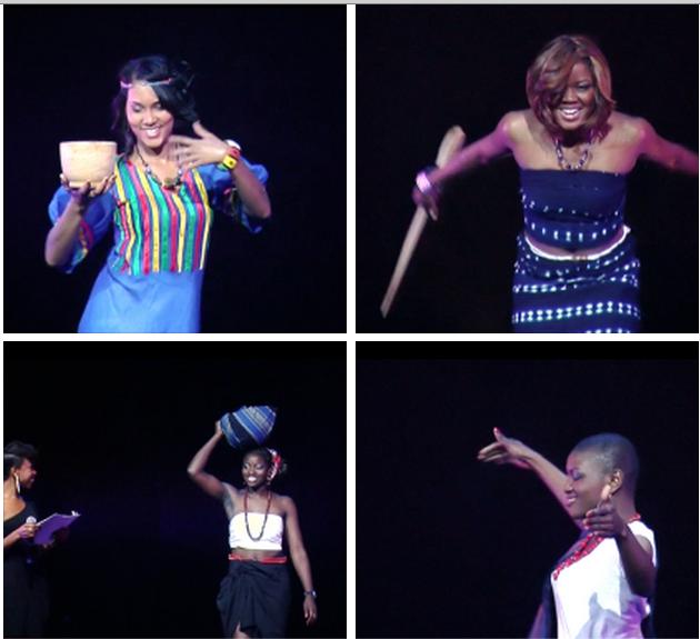 Vidéo: Soirée Miss Burkina Canada 2012
