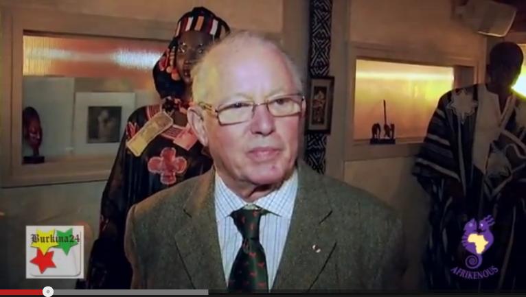 Économie: «Le modèle du Québec peut être inspirant et encourageant pour l'Afrique» Bernard Landry, ancien PM du Québec