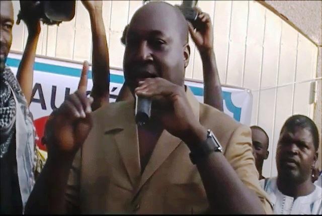 Mise en place du Sénat au Burkina : L'opposition dit non !