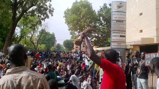 Burkina : « Le Balai Citoyen » réclame l'arrêt définitif des délestages