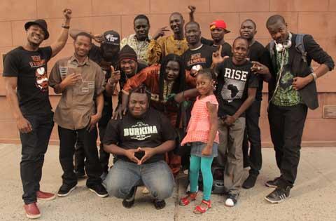 Collectif Tekre : pour l'alternance au pouvoir