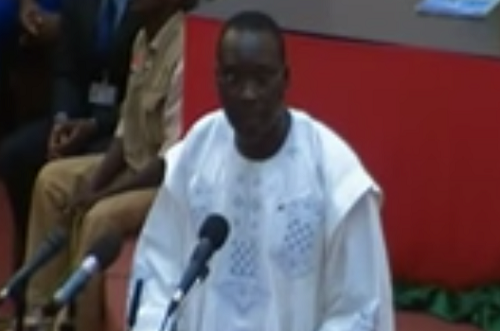 Yacouba Isaac Zida : «Le pays a besoin du RSP»