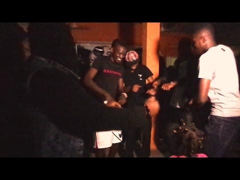 Bertrand Traoré danse le «Wassa Wassa»
