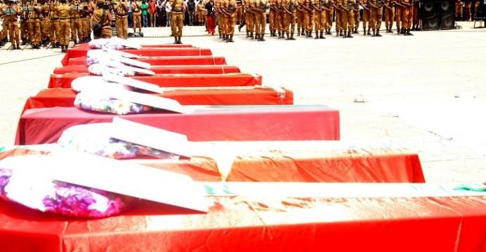 Burkina : Hommage aux martyrs du putsch de Diendéré