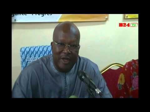 Roch Marc Christian Kaboré : «Mes trois chantiers pour le Burkina»