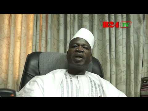 Boukaré Ouédraogo dit Tintin : «Mes trois chantiers pour le Burkina»