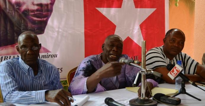 Soumane Touré: «La Transition et tout ce qu'elle a fait doivent être déclarés nuls et de nul effet»