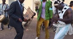 Burkina: Pas de danse de Mushingi à Dédougou
